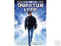 Quantum Leap series 1 box set (7k image)